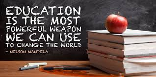 Education Nelson Mandela Quote